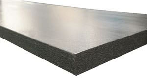 SilverGlo™ crawl space wall insulation available in Homewood
